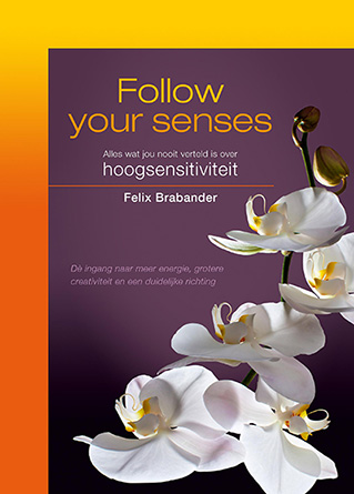 omslag Follow your senses - 4e druk